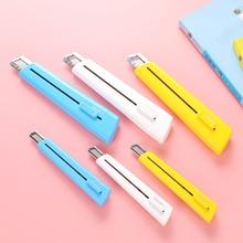 Мини портативный маленький резак цветной большой офисный нож для резки бумаги настенный бумажный нож студенческие и офисные принадлежности