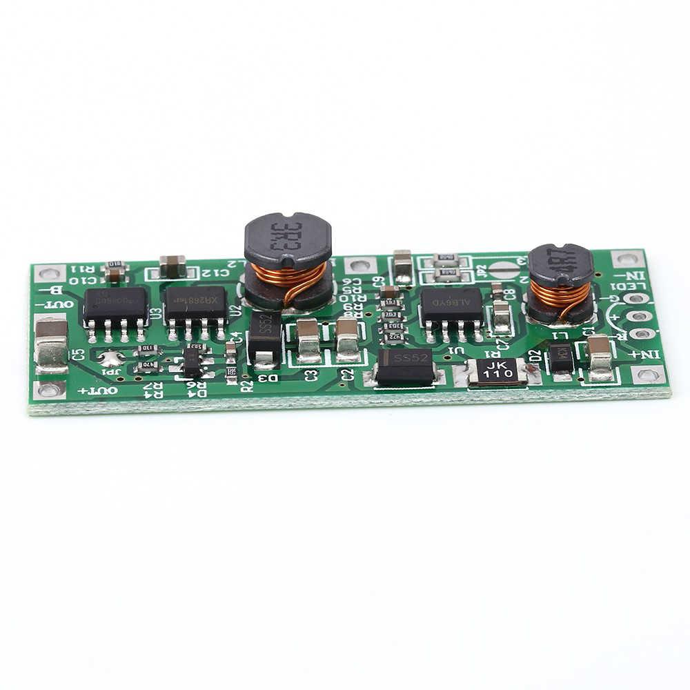 C 5 V-12 V à 9 V/12 V pour la décharge de Charge de convertisseur de Protection de tension d'ups de batterie au Lithium de 18650