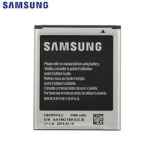 лучшая цена Samsung Original EB425161LU Battery For Samsung i8190 I739 i759 I669 I8160 S7582 J1mini Genuine Replacement Phone Battery1500mAh