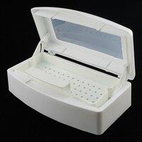 Стерилизующий лоток стерилизатор для дизайна ногтей дезинфекция коробка для маникюра инструменты для ногтей Оборудование очиститель дези