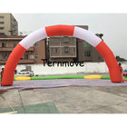 inflatable arch star...