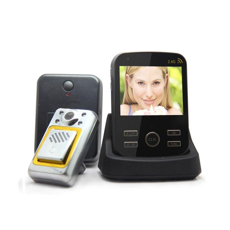 Kivos KDB300M Wireless Video Peephole font b Door b font font b Camera b font Smart