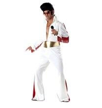 Adult Men Michael Jackson Billie Jean Costumes Performance Clothing dance wear sets Halloween Fancy Dress Outfits