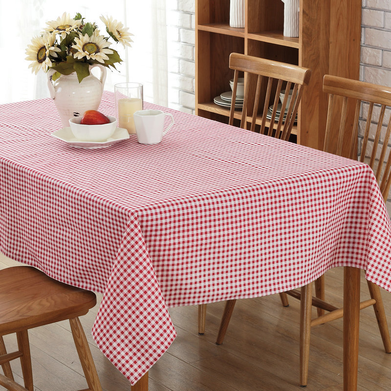 Delicieux Simple Canvas Tartan Table Cloth Restaurant Home Hotel Meeting Desk Cloth  Cover Towel In Tablecloths From Home U0026 Garden On Aliexpress.com | Alibaba  Group