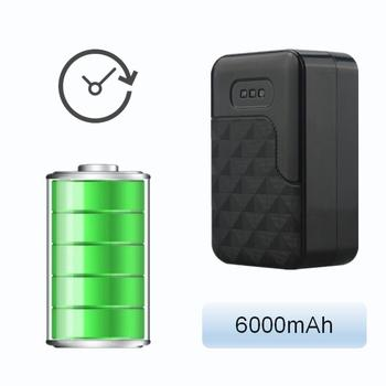 Wireless Car GPS Tracker G200 Super Magnet WaterProof Vehicle GPRS Locator Device 60 Days Standby Real-Time Online App Tracking 2