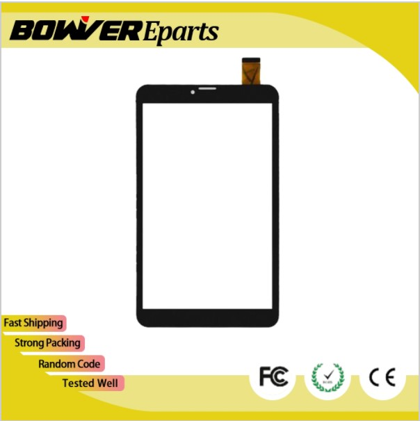 A+ Black New Touch Screen Digitizer For TEXET TM-8044 8.0 3G tablet PC Touch panel sensor replacement   205mm*120mm цены онлайн