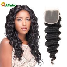 Peruvian Loose Wave Closure Hair Closures Lace Closure Loose Wave 4×4 7a Peruvian Virgin Hair Closure Stema Hair Company On Sale