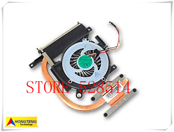 ФОТО FOR Sony VAIO SVE15 SVE 15 CPU Cooling Heatsink & Fan PN 3VHK5TMN010  100% tesed ok