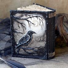 FAI DA TE Scrapbooking di Affari Dellannata In Rilievo del Taccuino del Regalo Magic Wizard Custom Made in Rilievo Notebook Artigianato Adesivi BJB58