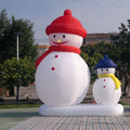 X036  4mH 13.2' Commercial Airblown Inflatable Snowman Christmas Yard Art Decoration + 1 CE/UL Blower + Repair Kids