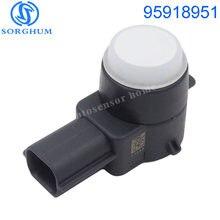 Biały kolor 95918951 PDC Backup kamera cofania czujnik odległości dla G M VW Golf 0263013646 0 263 013 646