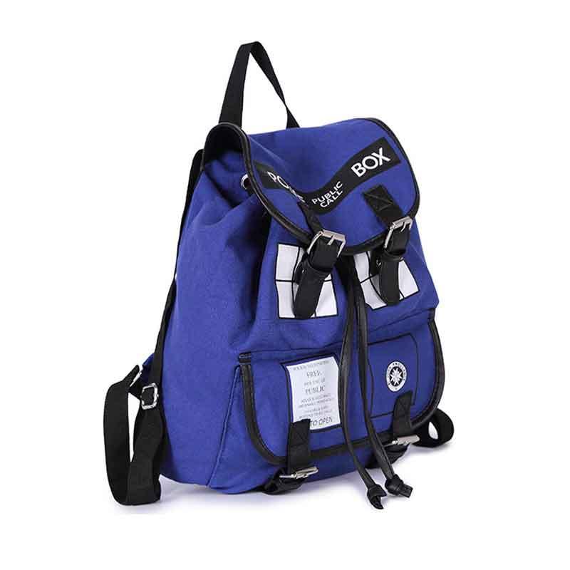 2018 Rushed School Bag Dr. Who Tardis Backpack Simple Style Woman&men Travel Bag Doctor Backpacks Large Capacity Pack 2018 Rushed School Bag Dr. Who Tardis Backpack Simple Style Woman&men Travel Bag Doctor Backpacks Large Capacity Pack