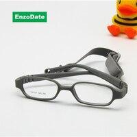 Мальчики девочки оптических стекол и размер 38/14 не винт, Undesctructable младенцев очки, Прочный сейф дети очки кадров