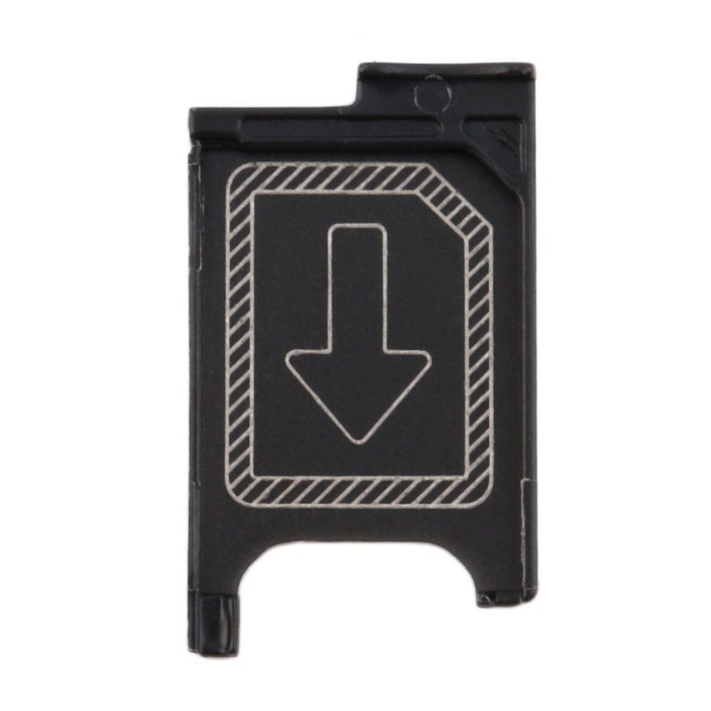 SIM Card Adapter Tray Holder Slot For Sony Xperia Z3 Z3 Compact Transformation Mobile Phone Accessories Wholesale 1pcs ...