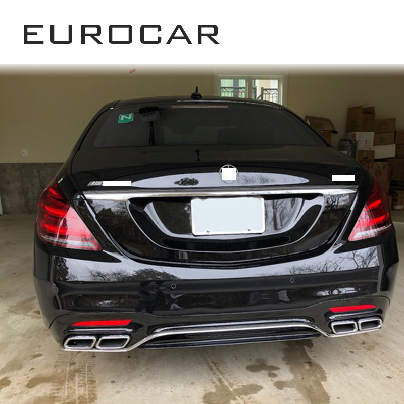 S Class W222 Body Kit For W222 Pp Material 2017y S63 2018 Body Kits