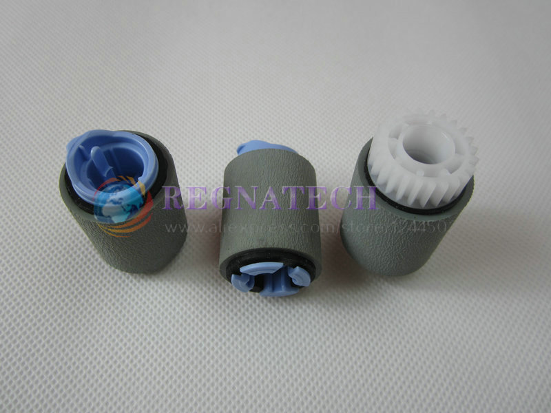 Compatible new pick up roller for HP4250 4350 4300 RM1-0036-000 RM1-0037-000 CB506-67904 3 pcs per set  5 sets per lot