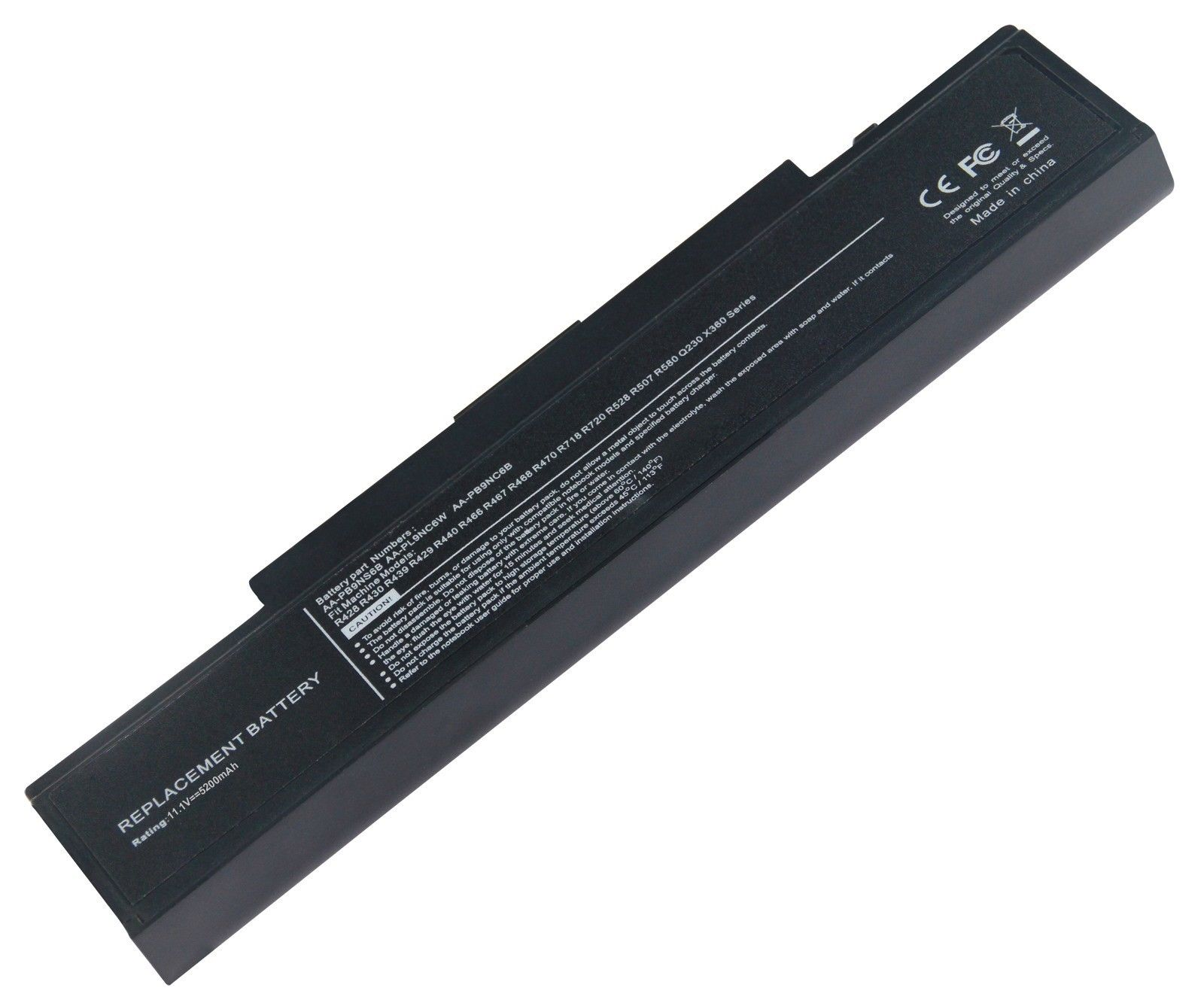 Battery For Samsung R580 R425 AA-PB9NC6B AA-PB9NC5B AA-PB9NS6B AA-PL9NC6W AA-PB9NS6W AA-PL9NC6B R428 R429 R468 RV520 RU свитшот print bar innorma aa