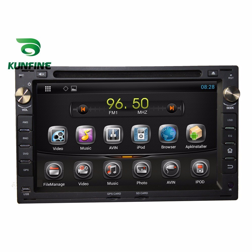 Car dvd GPS Navigation player for Volkswagen PASSAT B5 1999-2005 A