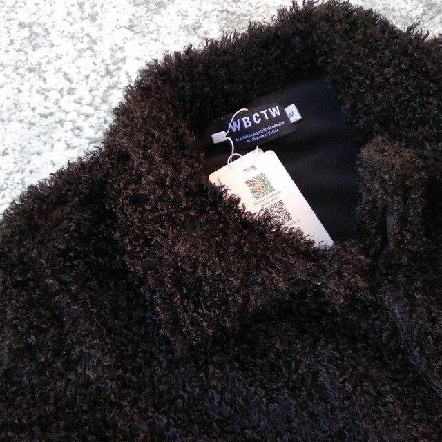 Wide Feminina Black Casual Delle Inverno Cappotti Di 10xl Vita Donne Nero Coat E Wbctw Cappotto Jaqueta Oversize Giubbotti Solido Dell'annata Lunga a Manica n5qwF1X