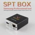 Caja spt original/sptbox herramienta profesional para samsung n7100, i9300, i9500 s5 con 30 cabe desbloquear, Flash, reparación de IMEI, red,