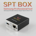 Original SPT BOX/SPTBOX Professional Tool for Samsung N7100,I9300,I9500 S5 With 30 cabe Unlock, Flash, Repair IMEI, Network,