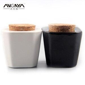 ANGNYA 1 шт 2 цвета стеклянная бутылка Dappen Блюдо Акриловая жидкая стеклянная чашка инструменты для дизайна ногтей стеклянная чашка оборудовани...