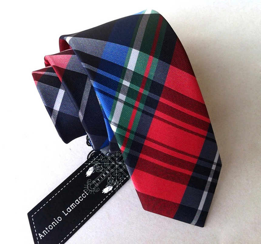 QXY moški modni kravata za moške kravate komplet obleko žep - Oblačilni dodatki - Fotografija 4