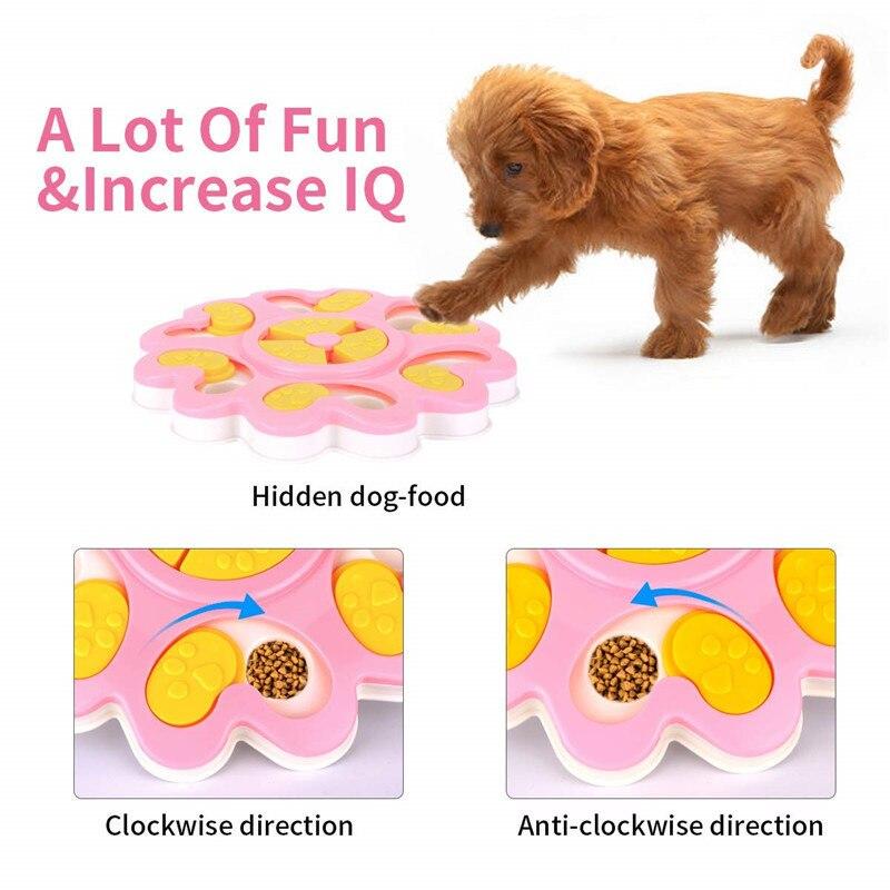 alimentador para pequeno médio cão filhote de cachorro