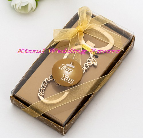 25 Pieces lot Elegant Gold Love wedding of Infinite Love Bottle Opener Favors For Gold