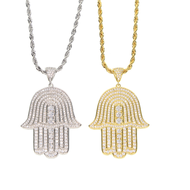 Collier time limited collares hamsa hand pendant necklace thread collier time limited collares hamsa hand pendant necklace thread jewelry golden cz for lady nazar mozeypictures Image collections