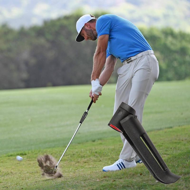 נייד פלסטיק להתבטל אבזר Kickstand הצמד על גולף מועדון טריז Stand מחזיק גולף עזרי הדרכה גולף ספורט אבזרים