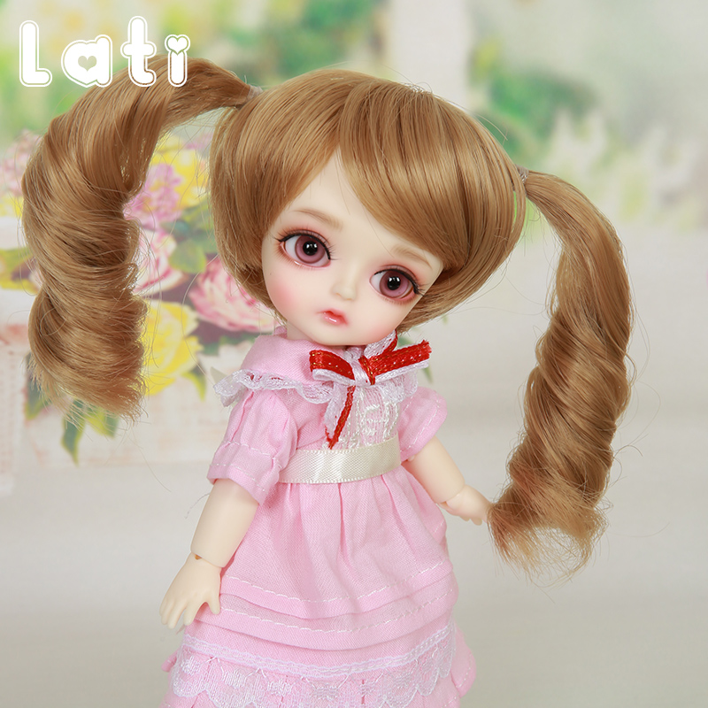 Lati Yellow Benny 1/8 BJD SD Doll Resin Figures Body Model Baby Girls Boys Toys Gifts For Birthday Pukifee Luts Dollmore-in Dolls from Toys & Hobbies    1