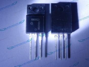 10 sztuk/partia SPA11N80C3 11N80C3 MOSFET N-CH 800V 11A TO220FP