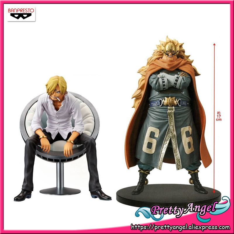 Genuine Banpresto DXF -The Grandline Series- Vinsomke Family Vol.3 ONE PIECE Sanji + Vinsmoke Judge Collection Figure the totally awesome hulk vol 3