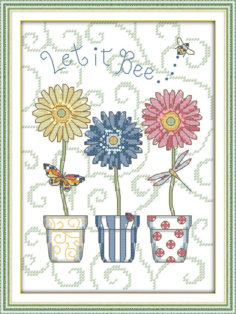 Схемы вышивок открыток к 8 марта, днем