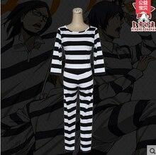 Nuevo Popular Anime Kangoku Gakuen (Escuela Penitenciaria) Cosplay midorikawa hana kurihara mari de Halloween Mujer Volver Buzos Pijamas