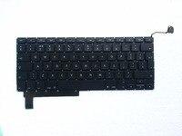HoTecHon Новый A1286 Великобритания Клавиатура для ноутбука MacBook Pro 15