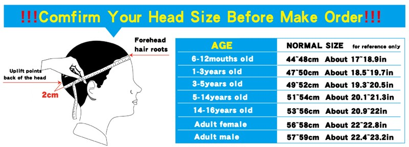 a31cb8fb2f8 This Cap Can Fits 56to58cm Head.Please Measure Your Head Before Make Order.