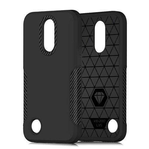 Black Phone case lg k20 5c64f482940ca