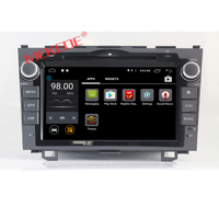 Android 7 1 Quad Core Two Din Car Audio Dvd Player For CRV 2006 2011 GPS