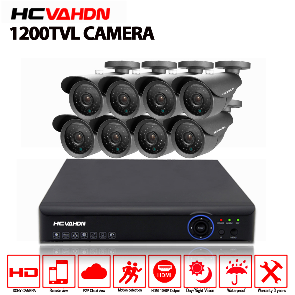 8CH SONY IMX323 CCTV system 1MP 720P video Surveillance DVR Kit 8xIP66 waterproof 1200TVL Security Camera 30m Nigh vision8CH SONY IMX323 CCTV system 1MP 720P video Surveillance DVR Kit 8xIP66 waterproof 1200TVL Security Camera 30m Nigh vision