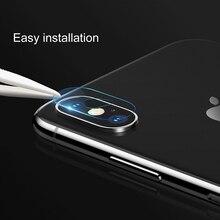 iPhone X Camera Len Film Protector