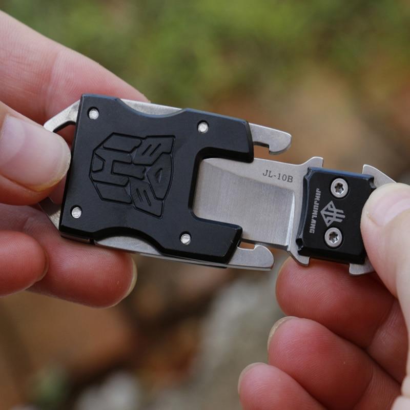 stainless steel knife edc tool multi mini pocket knife tactical folding knives navajas zakmes couteau pliant canivete de bolso