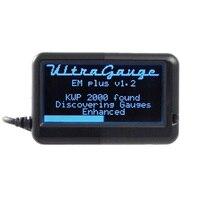 UltraGauge Automotive OBD2 OBD Scanner Code Reader Gauges & Mileage Calculator