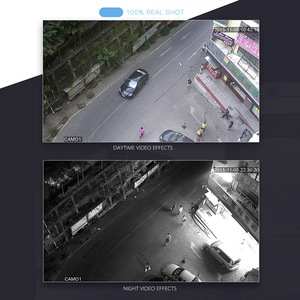 Image 4 - 1.0MP 2MP IP מצלמה חיצוני עמיד למים ראיית לילה Hd 720p 1080p CCTV BULLET מעקבים מצלמה אבטחת Onvif XMEYE P2P