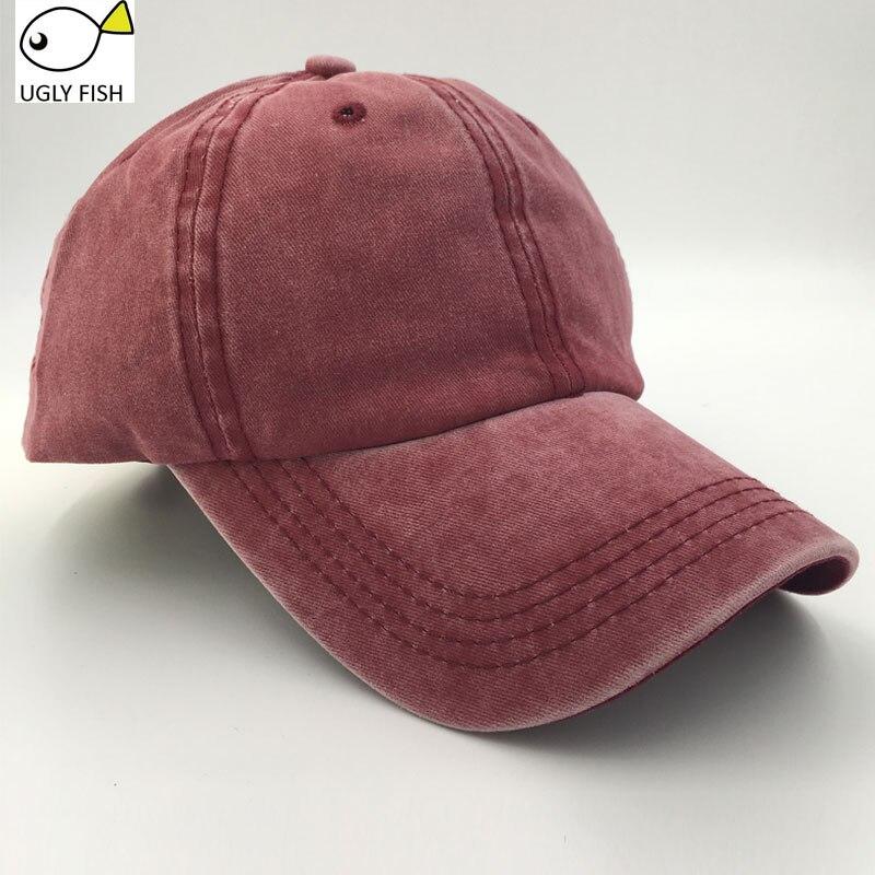 Prix pour Casquette de baseball femmes hommes snapback hip hop cap papa chapeau strapback 100% Coton casquette de baseball Plaine femmes hommes cap