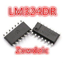 купить 500PCS LM324DR SOP14 LM324 SOP SMD LM324DR2G LM324DT new and original по цене 946.36 рублей