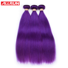 purple dyed hair promotion
