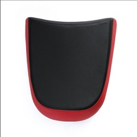 Black+Red Rear Passenger Seat Pillion Cushion Fit For BMW R1200GS ADV 2005 2012 06 07 08 09 10 11 Motorcycle