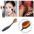 Makeup Powder Brush Foundation Brush Oval Face Powder Blusher Eyeliner Toothbrush-shaped Make Up Brushes Cosmetic Tools